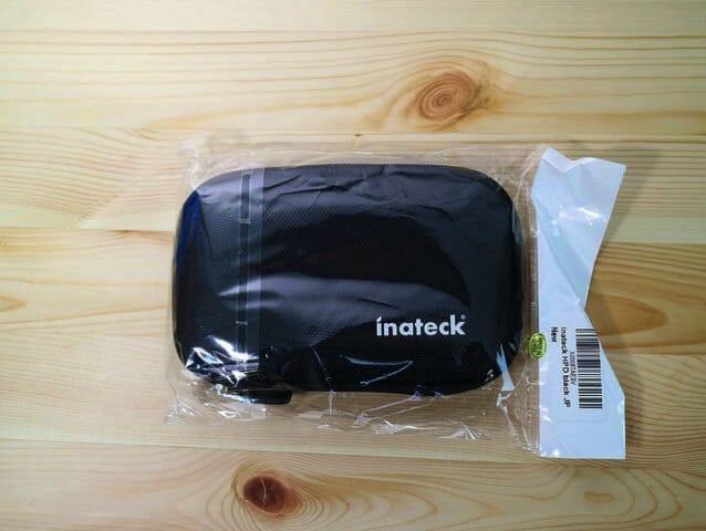 Inateck2 5インチポータブルHDDケース パッケージ