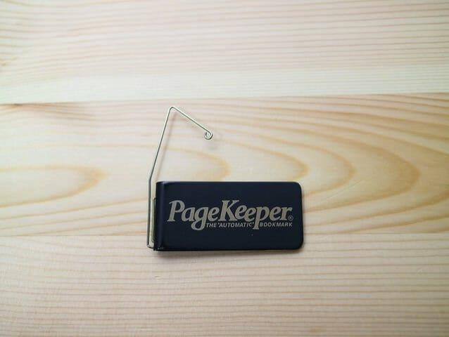PageKeeper 本体表側
