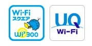 Wi2 300 for UQ mobile
