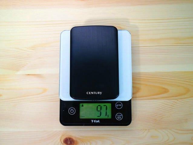 2 5インチSSD 組立重量