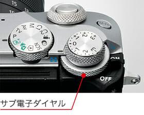 M6 dial