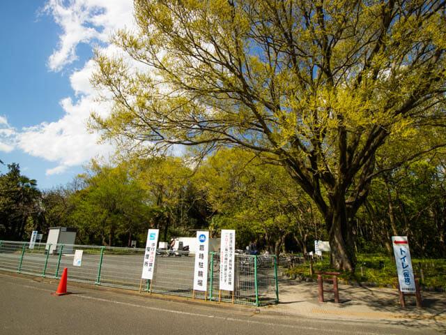 根がらみ前水田 駐輪場