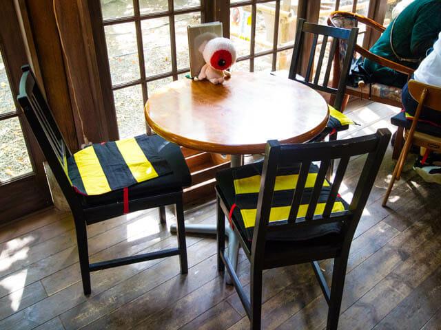 神代植物公園 鬼太郎茶屋 カフェ