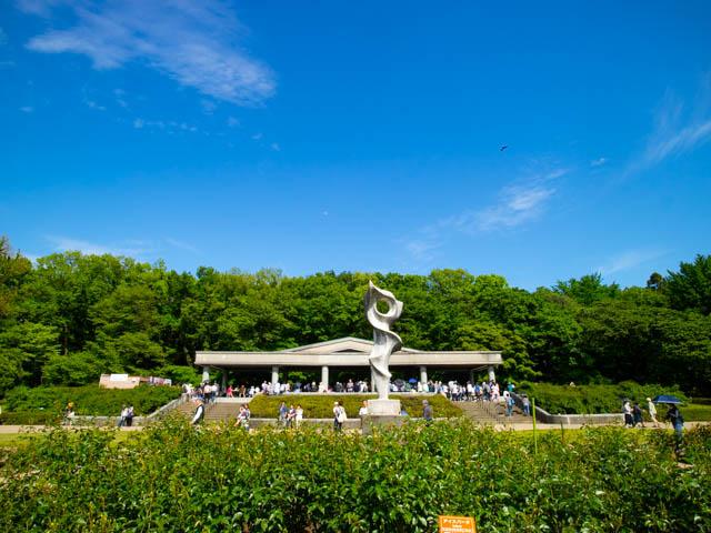 神代植物公園 休憩所