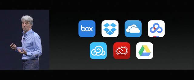 WWDC17 38 iOS iPad対応ストレージ