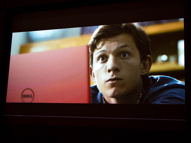 DELL新製品発表会201706 映画コラボ