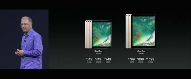 WWDC17 34 iOS iPadProラインナップ