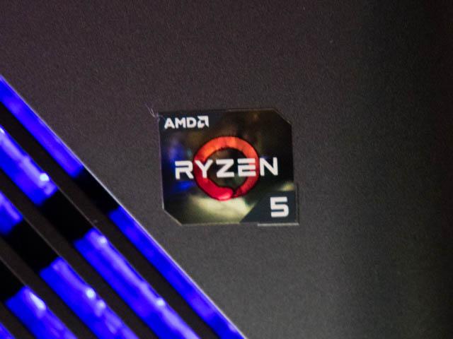 DELL新製品発表会201706 AMD Ryzenマーク