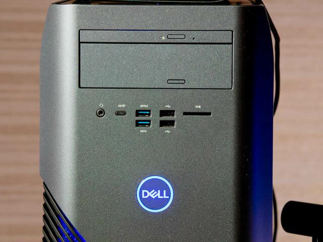 DELL新製品発表会201706 Inspironゲーミングデスクトップ 前面