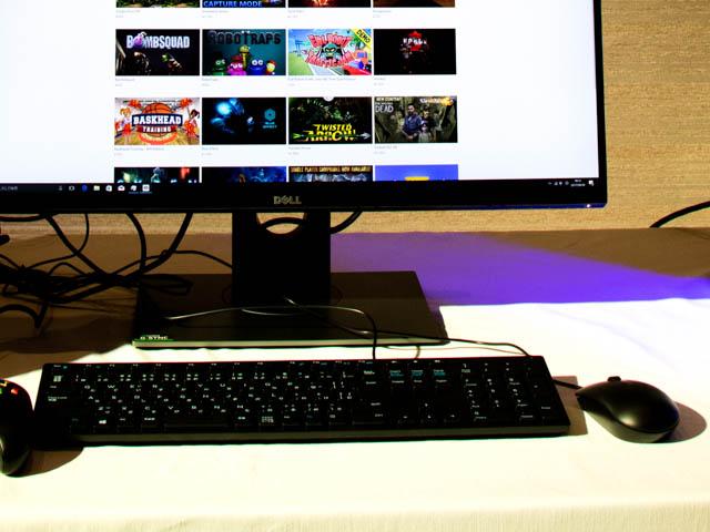DELL新製品発表会201706 Inspironゲーミングデスクトップ キーボード