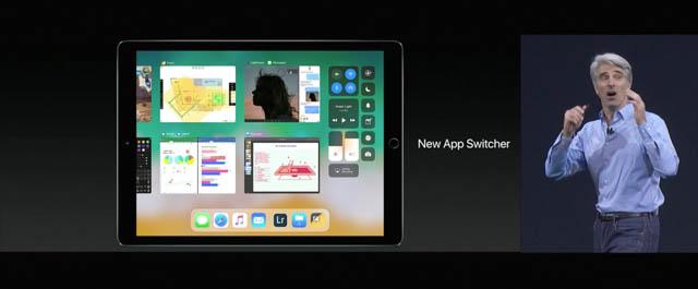 WWDC17 35 iOS iPadアプリ切り替え