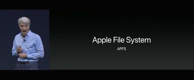 WWDC17 8 macOS APFS
