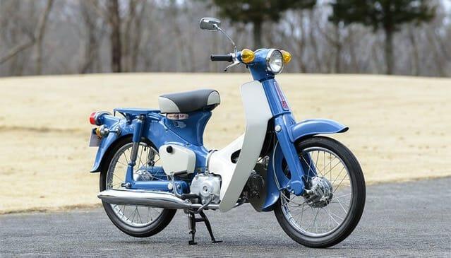 1966年スーパーカブC50
