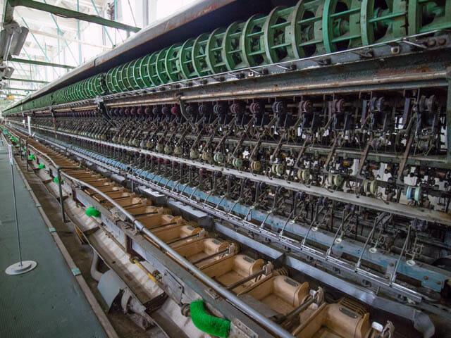 富岡製糸場 操糸場自動操糸機