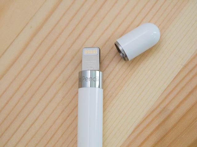 ApplePencil 充電端子キャップ