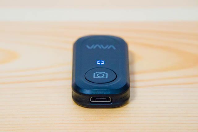 VAVA自撮り棒 リモコン充電