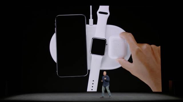AppleSpecialEvent201709 iPhoneXAirPower