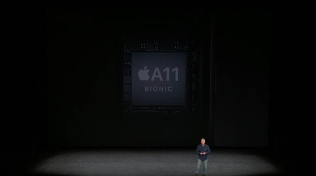 AppleSpecialEvent201709 iPhone8プロセッサー