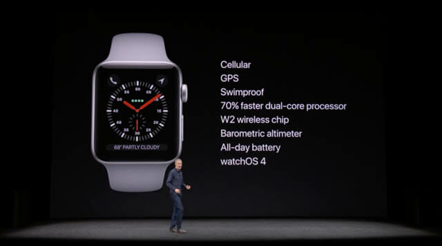 AppleSpecialEvent201709 AppleWatch仕様