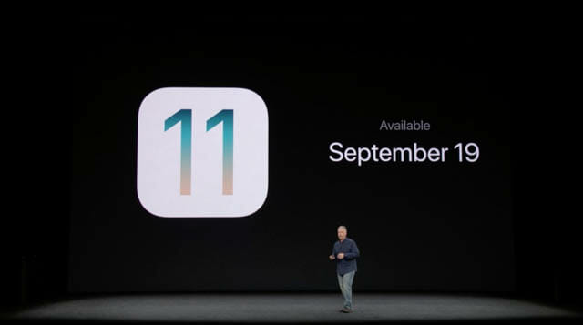 AppleSpecialEvent201709 iPhone8iOS11リリース日