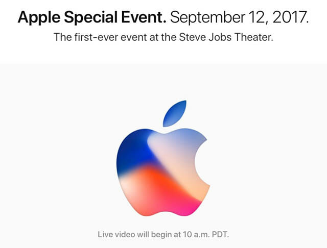 AppleSpecialEvent201709 ロゴ