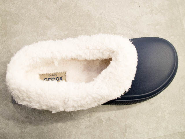 Crocs FuzzCollection ClassicBlitzen3 0Clog上面