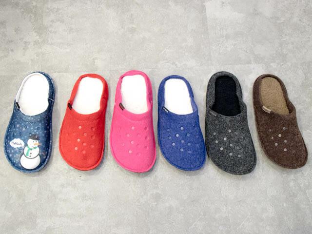 Crocs ClassicSlipper タイトル