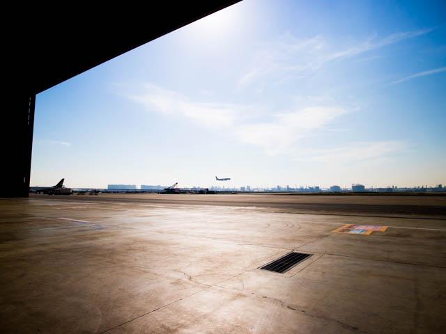 機体工場見学 JAL 32