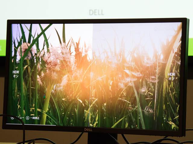 マイクロソフト 新製品Touch Tryイベント XBOX One X HDR