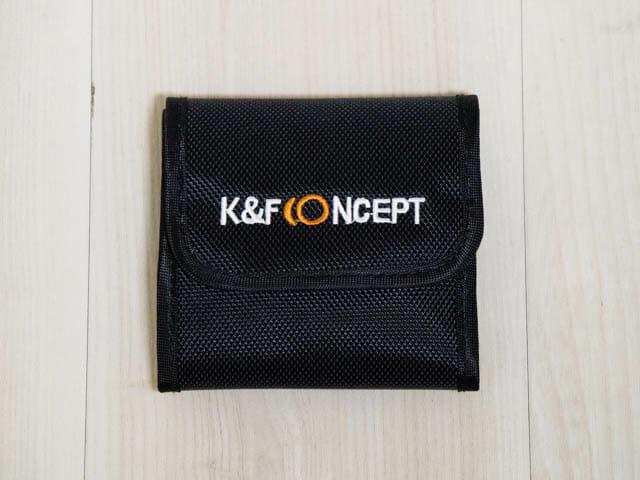 K F Concept フィルターケース