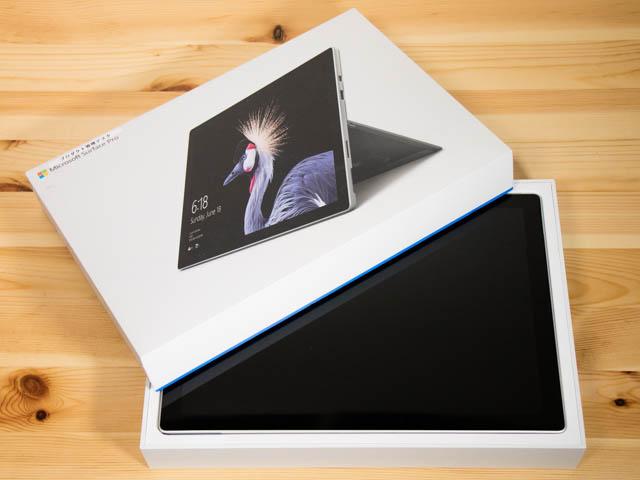 SurfacePro パッケージ