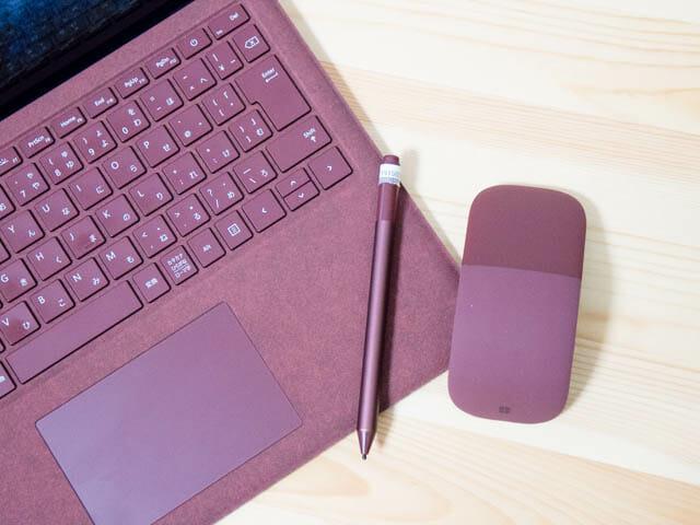 SurfaceLaptop アクセサリデザイン
