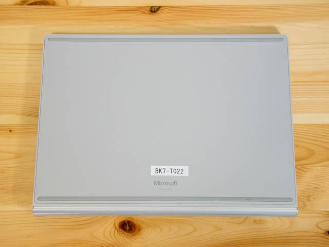 SurfaceBook2 底面