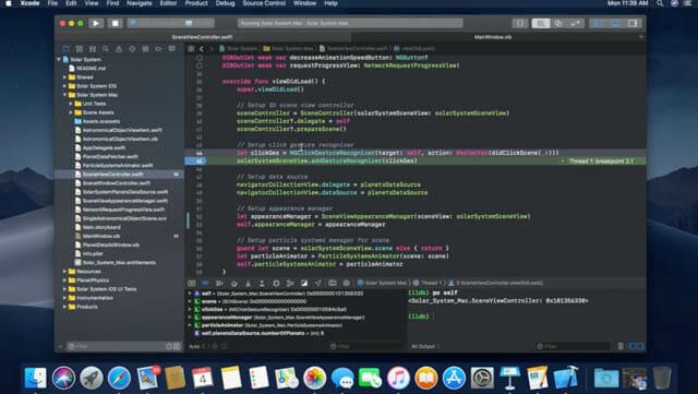 WWDC18 macOSダークモード