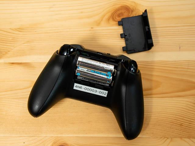 SurfaceBook2 15inch XOBXコントローラー 電池