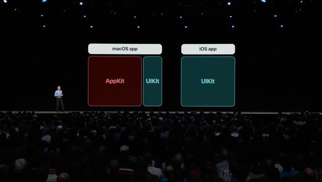 WWDC18 macOSにUIKit
