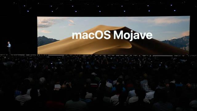 WWDC18 macOS