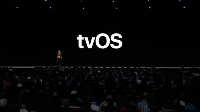 WWDC18 tvOS
