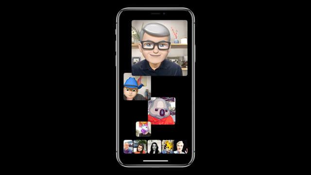 WWDC18 iOSグループ通話
