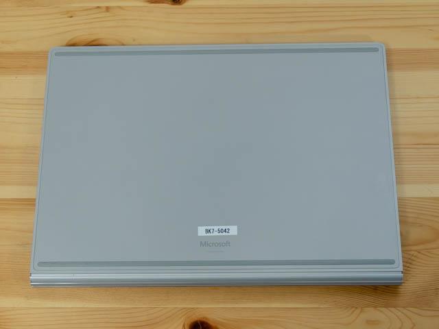 SurfaceBook2 15inch 底面