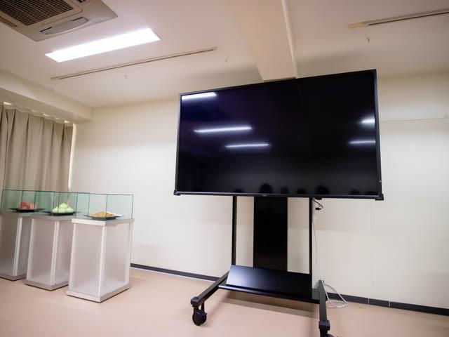 崎陽軒 ビデオ視聴室