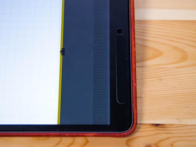 ApplePencilグリップ iPad固定 プレート取り付け
