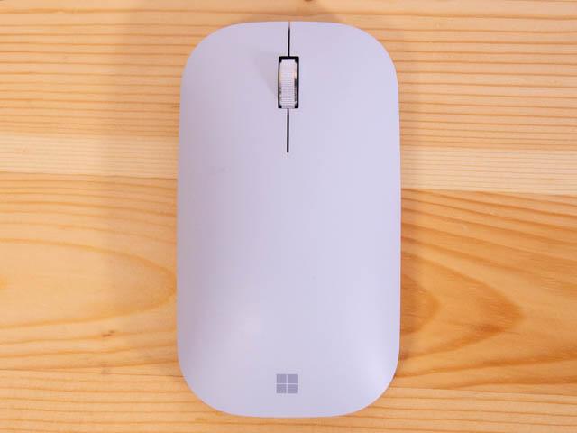 モバイルマウス 上面