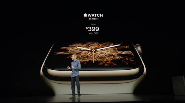AppleSpecialEvent201809 AppleWatch価格