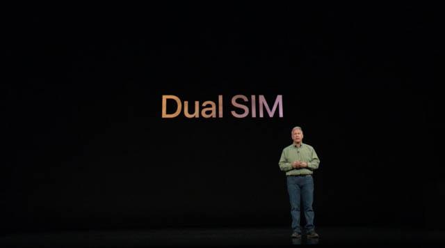 AppleSpecialEvent201809 iPhoneDualSIM