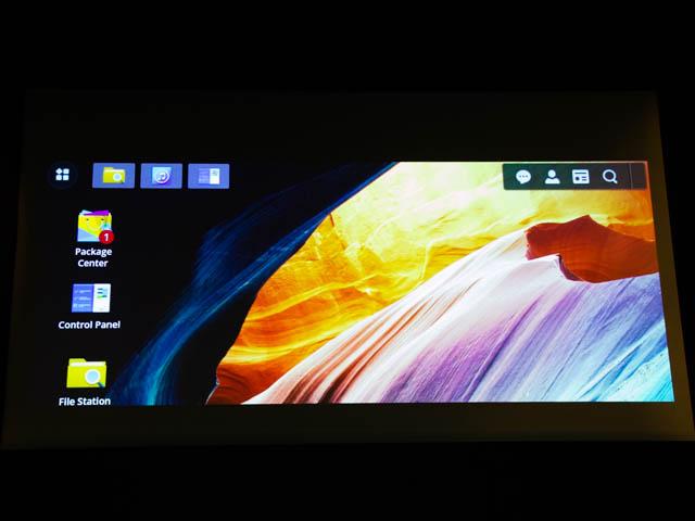 Synology2019Tokyo デスクトップ画面