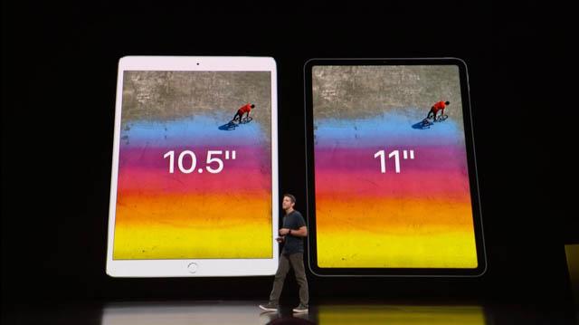 AppleSpecialEvent201810 iPadPro11インチ