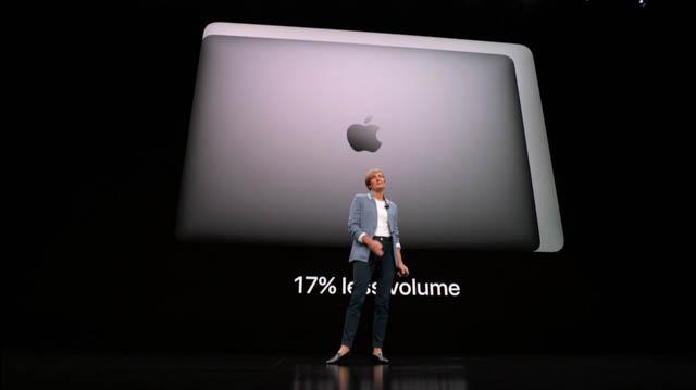 AppleSpecialEvent201810 MacBookAir サイズ