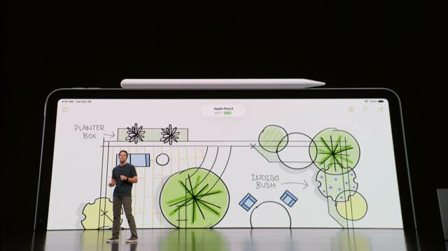 AppleSpecialEvent201810 ApplePencil 充電