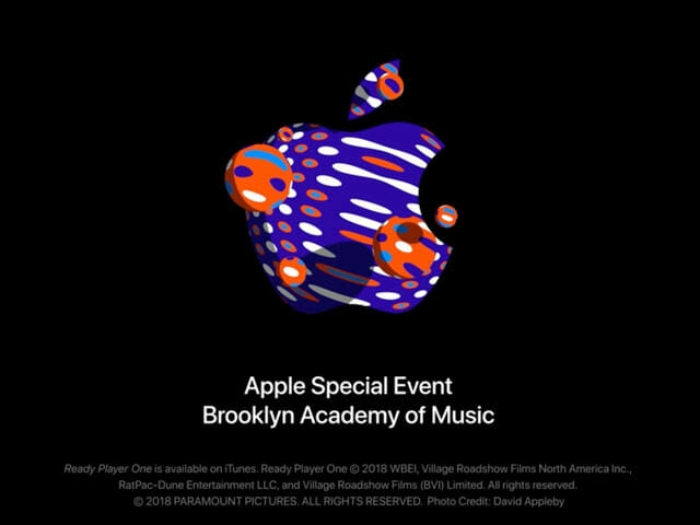 AppleSpecialEvent201810 タイトル